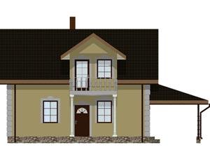 изображение фасады  Project «Melena»
