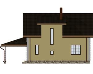 изображение фасады Проект «Мелена»