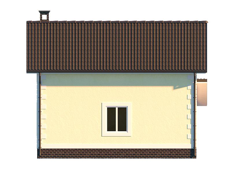 изображение фасады Проект «Грибок»