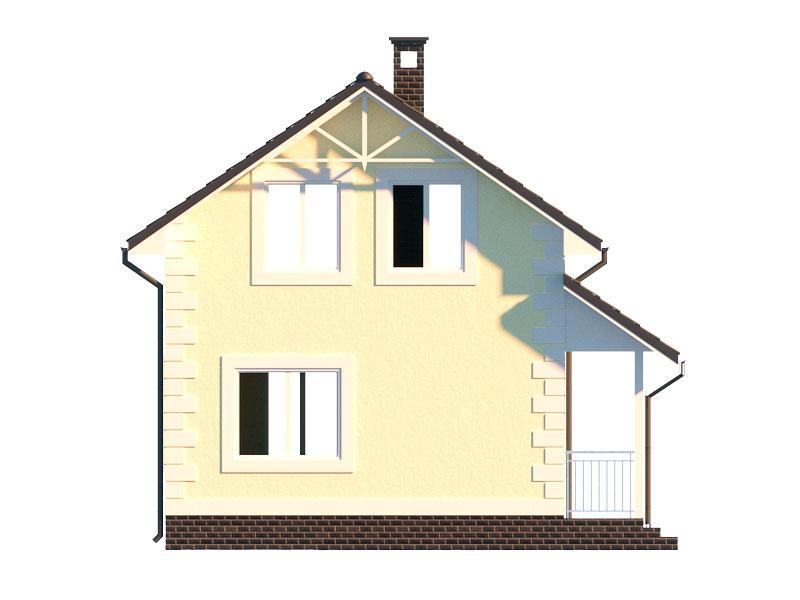изображение фасады  Project «Gribok»