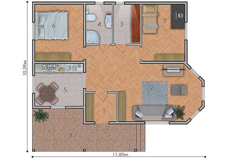 изображение первый_этаж  Project «Yason»