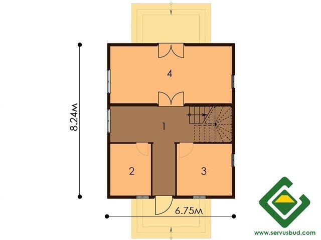 изображение первый_этаж Проект «Гектор»