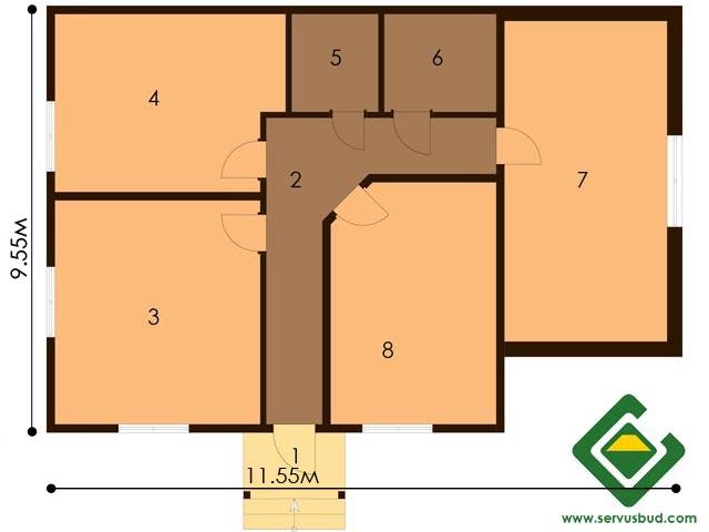 изображение первый_этаж Проект «Бершка»