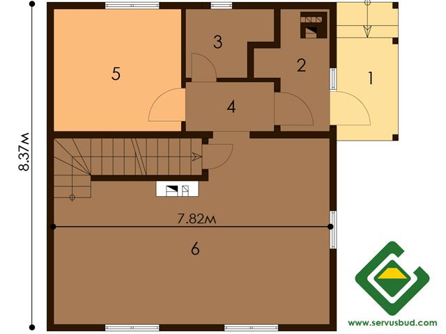 изображение первый_этаж Проект «Маренго»