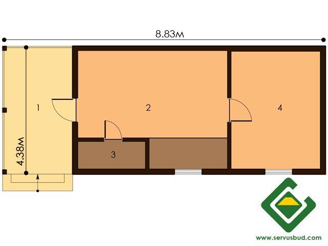 изображение первый_этаж Проект «Мини»