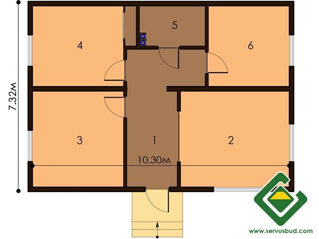 изображение первый_этаж Проект «Мэни»