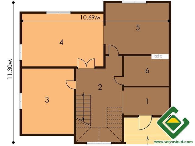 изображение первый_этаж Проект «Тавер»