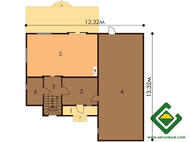изображение первый_этаж Проект «Диана»