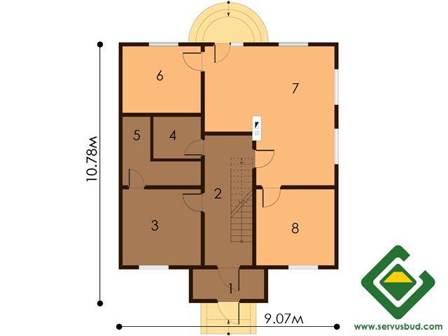 изображение первый_этаж Проект «Сэр»