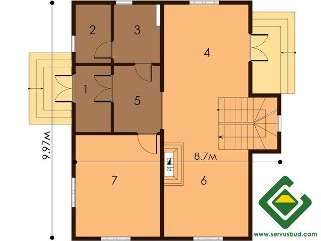изображение первый_этаж Проект «Вена»