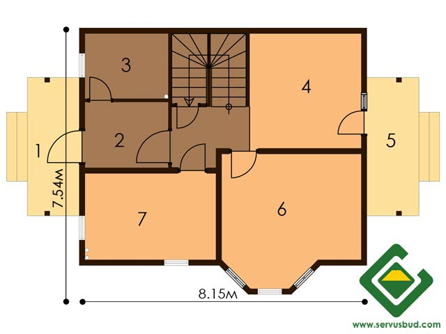 изображение первый_этаж Проект «Виолла»