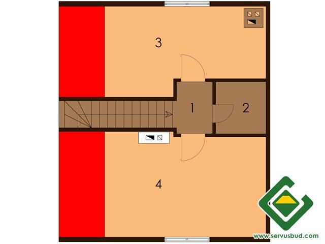 изображение второй_этаж Проект «Маренго»