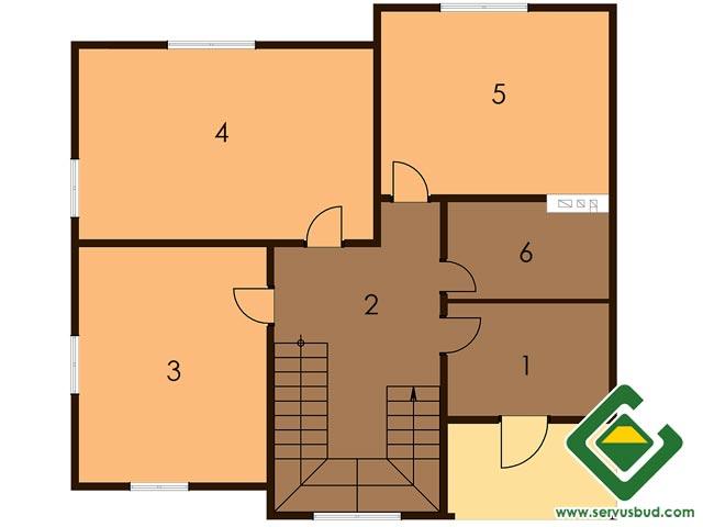 изображение второй_этаж Проект «Тавер»