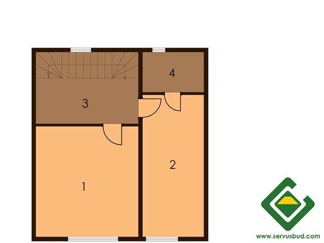 изображение второй_этаж Проект «Ян»