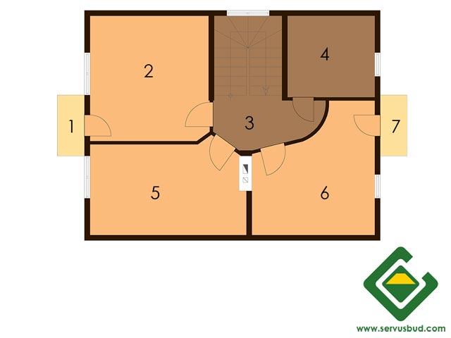 изображение второй_этаж Проект «Лан»
