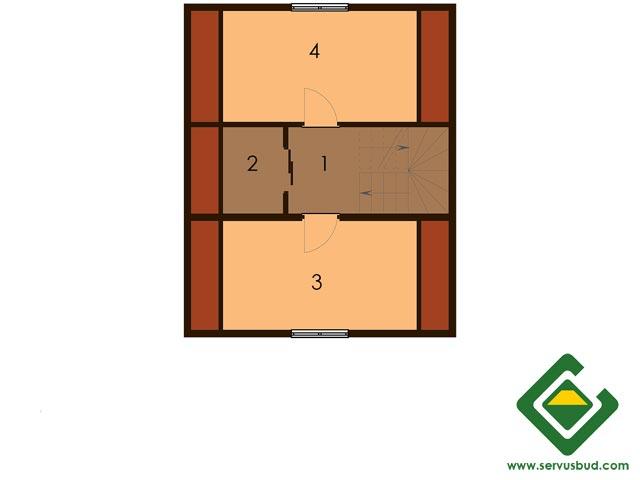 изображение второй_этаж Проект «Гектор Мини»
