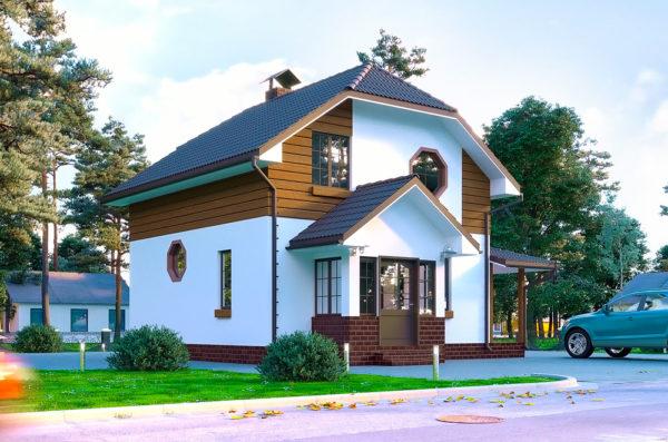 карканий будинок проект Циклоп