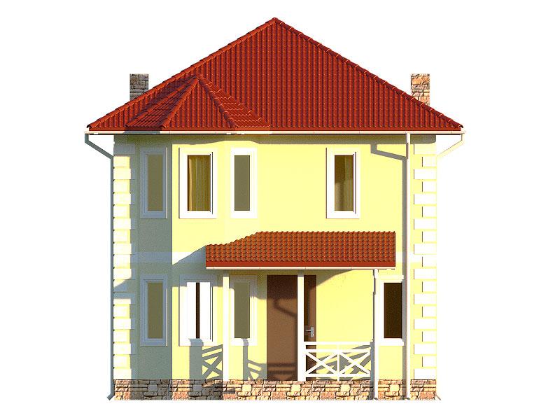 изображение фасады Проект «Юта»