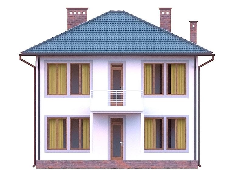 изображение фасады Проект «Одесса»