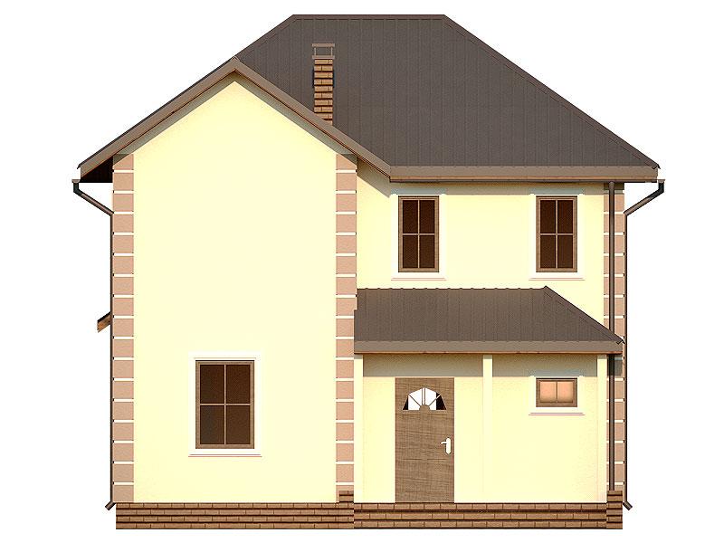 изображение фасады Проект «Зена»