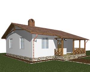 изображение фасады Проект «Міні Ясон»