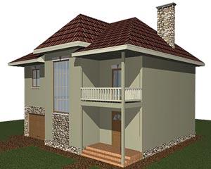 изображение фасады Проект «Тавер»