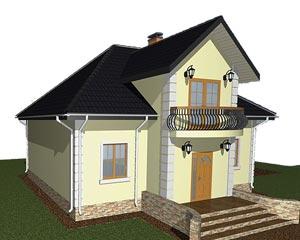 изображение фасады Проект «Варшава»