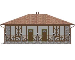 изображение фасады (Русский) Проект «Розалі»
