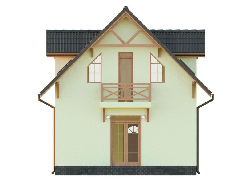 изображение фасады Проект «Гектор»