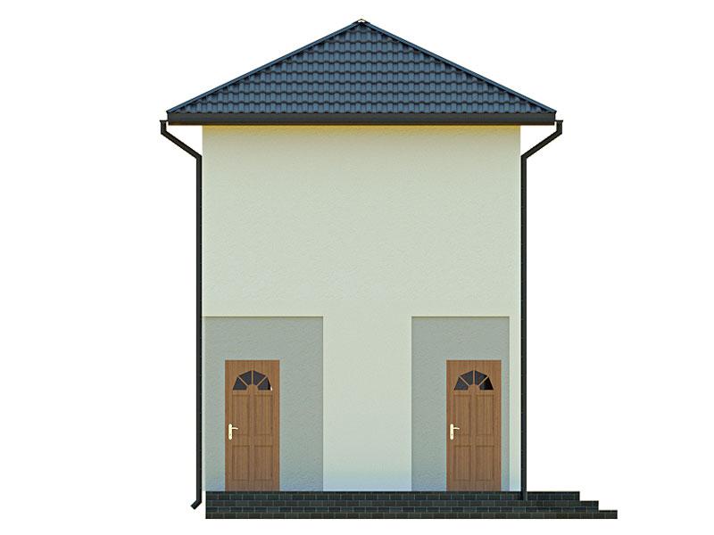 изображение фасады Проект «Лотос»