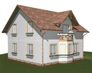 изображение фасады Проект «Гармония»