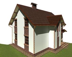изображение фасады Проект «Вена»