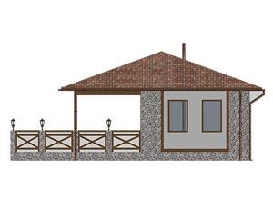 изображение фасады Проект «Розали»