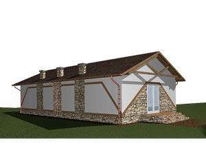 изображение фасады Проект «Сас»