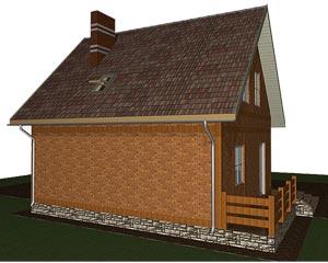 изображение фасады Проект «Сюзи»