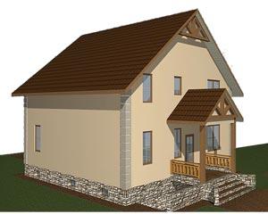 изображение фасады Проект «Скус»