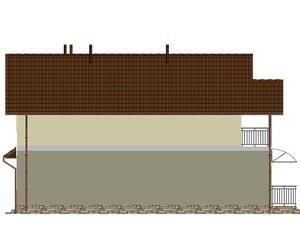 изображение фасады Проект «Себастьян»