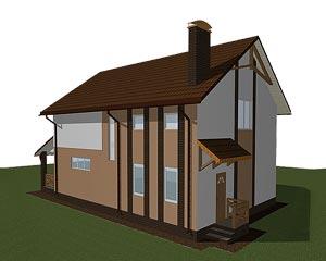 изображение фасады Проект «Плебей»