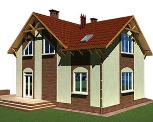 изображение фасады Проект «Валери»