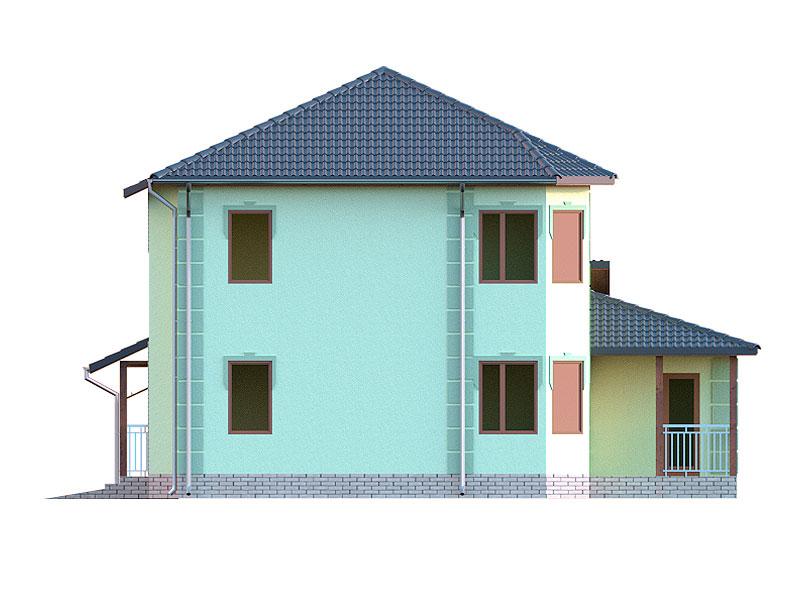 изображение фасады Проект «Релакс»
