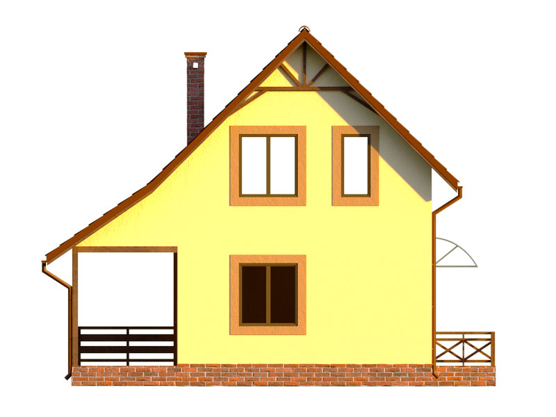 изображение фасады Проект «Николь»