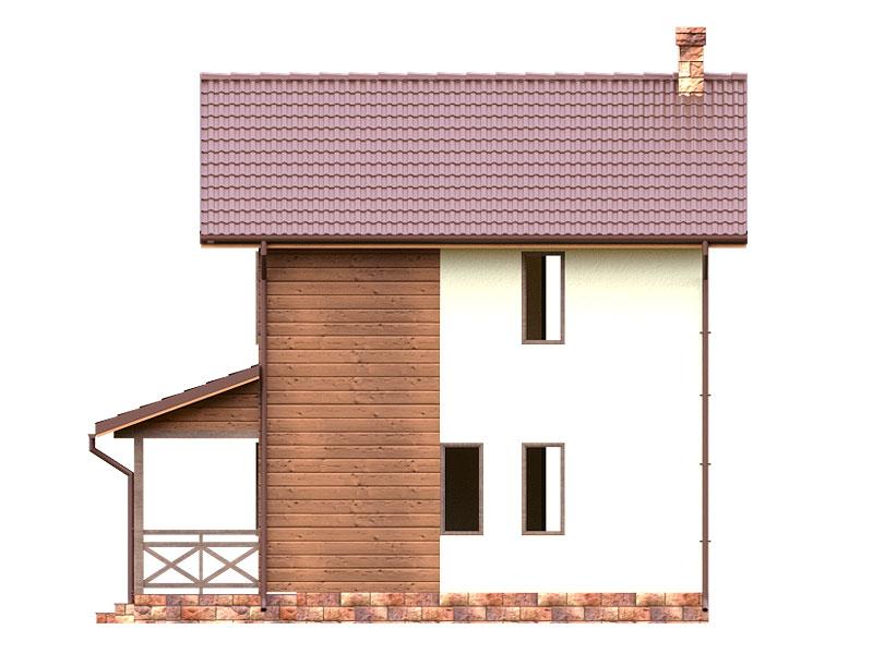 изображение фасады Проект «Гайка»
