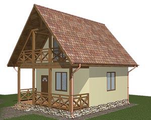 изображение фасады Проект «Малый»