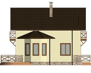 изображение фасады Проект «Лан»