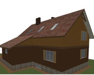 изображение фасады Проект «Твист»