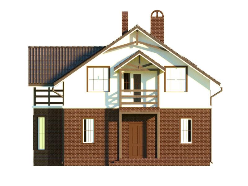 изображение фасады Проект «Тара»