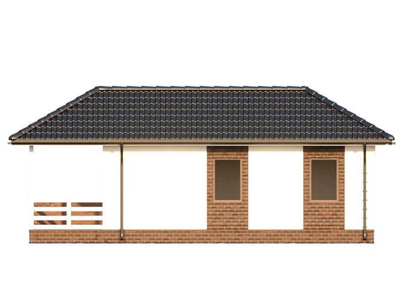 изображение фасады Проект «Мини»