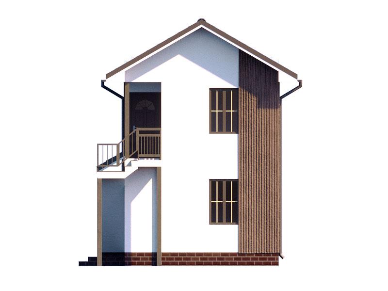 изображение фасады Проект «Смычок»