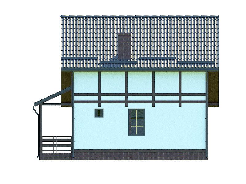 изображение фасады Проект «Ян»