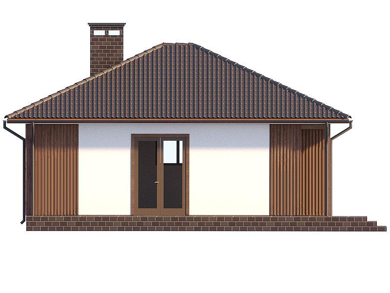 изображение фасады Проект «Бэрри»